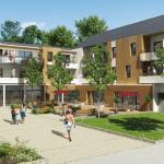 Le Groupe ESPACE et VIE inaugure une 6ème résidence services seniors à Guidel dans le Morbihan