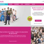 Un tout nouveau site internet pour la Mutuelle Générale