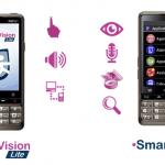 KAPSYS accélère la distribution des SmartVision, smartphones dédiés au handicap visuel
