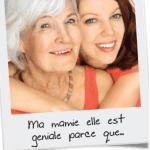 Intergénérationnel : du 17 au 27 février 2015, Adhap Services fête les grands mères