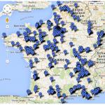 Cartographie France Silver éco
