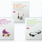 Carte de réduction SNCF