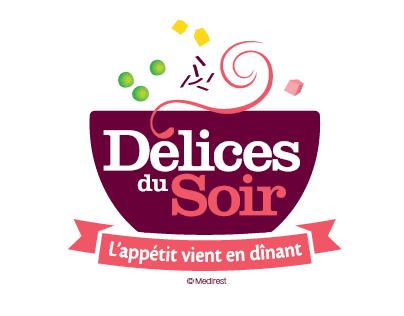 Délices du Soir - logo