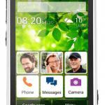 Doro lance un nouveau smartphone , le Liberto® 820 Mini !