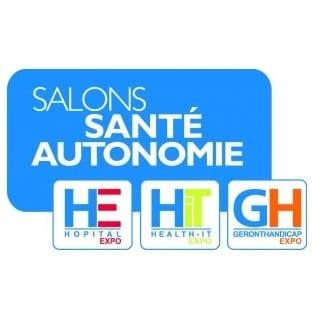 Logo Salons Santé Autonomie 2015