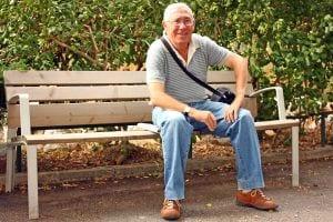 Senior retraité
