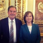 Marisol TOURAINE et Laurence ROSSIGNOL se félicitent de l'adoption de la loi ASV par le Sénat