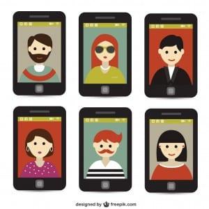 Smartphone Selfie