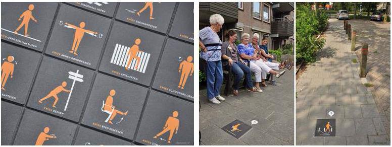 Denovo Dalle Design adaptation de la société au vieillissement