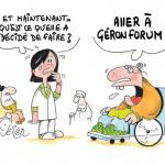 Du 17 au 19 juin 2015 : Géronforum de la FNAQPA à Biarritz
