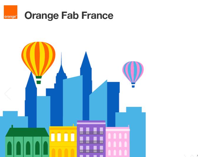 Orange Fab France