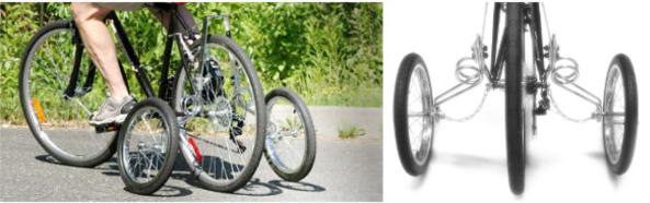 Tricycles seniors