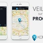 Konectis : une application pour localiser et sécuriser ses proches