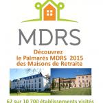 Retour sur le Palmarès MDRS des meilleures maisons de retraite