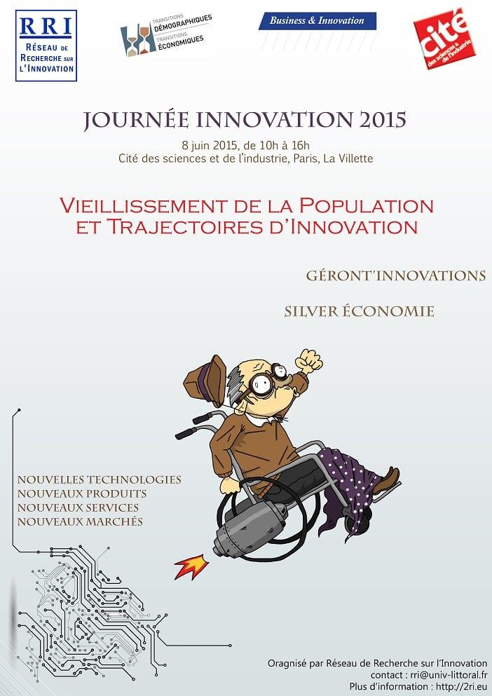 Journée Innovation 2015-Vieillissement