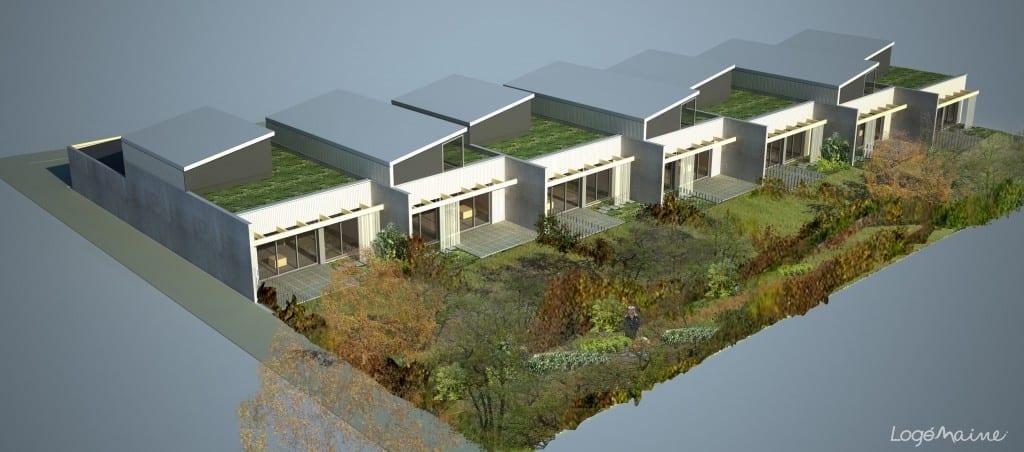 Logémaine logements adaptés pour les seniors