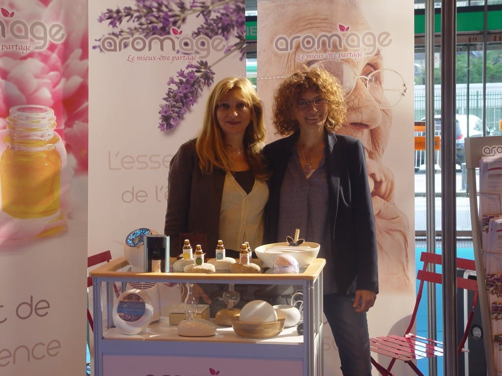 Stand aromage 2