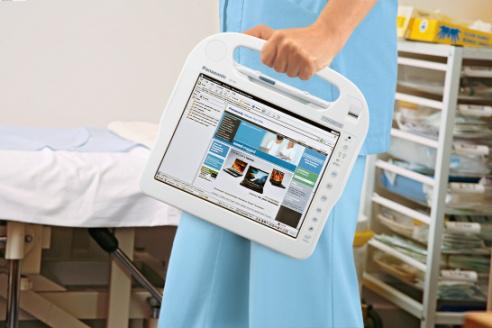 Tablette Médicale Panasonic CERIG