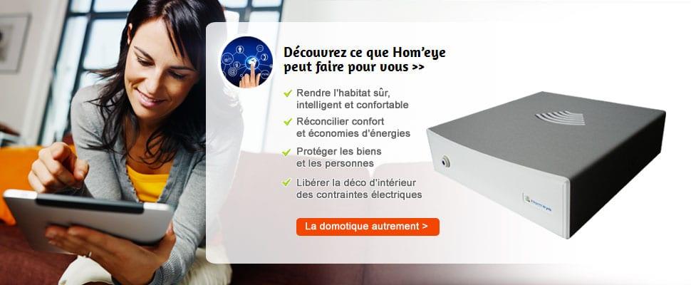 Domotique Ohm-i