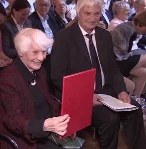 102 ans Doctorat