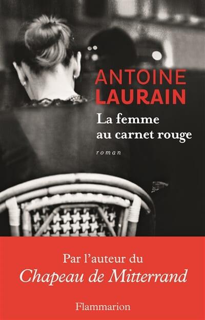 Antoine Laurain la femme au carnet rouge (1)