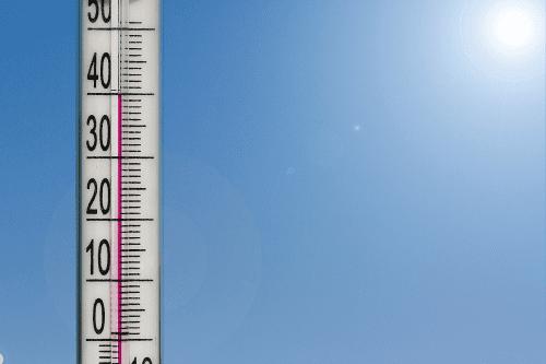 Canicule, prévention, forte chaleur