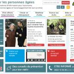 Un portail gouvernemental d'informations pour les personnes âgées est lancé
