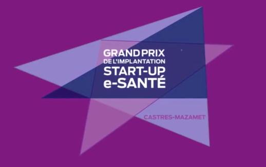 Grand Prix de l'implantation Start-Up e-santé