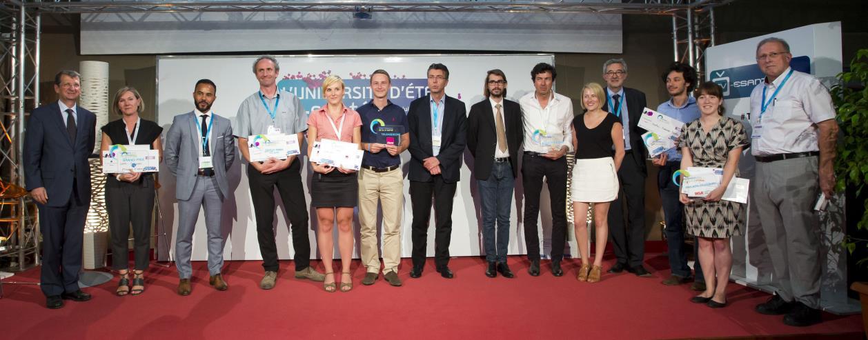 Trophées de la e-santé 2015