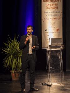 jerome pigniez- rencontres numériques-silver economie