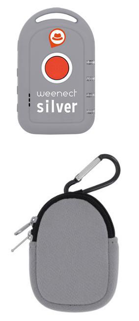 Balise Weenect Silver
