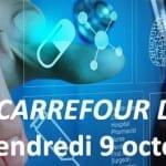 Vendredi 9 octobre 2015 : 6 ème édition du Carrefour de la Télésanté à Paris