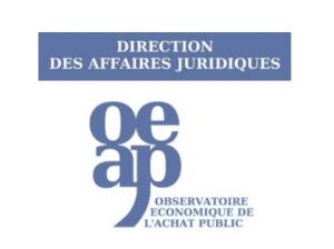 Direction des Affaires Juridiques OEAP Logo