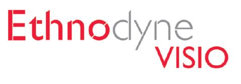 Ethnodyne Visio logo