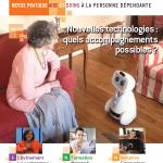 A lire dans Doc'Domicile : un dossier sur les NTIC et l'accompagnement des personnes âgées