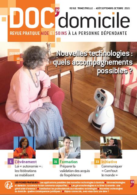 nouvelles technologies seniors doc domicile
