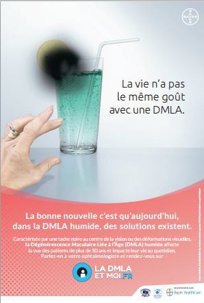 DMLA, prévention