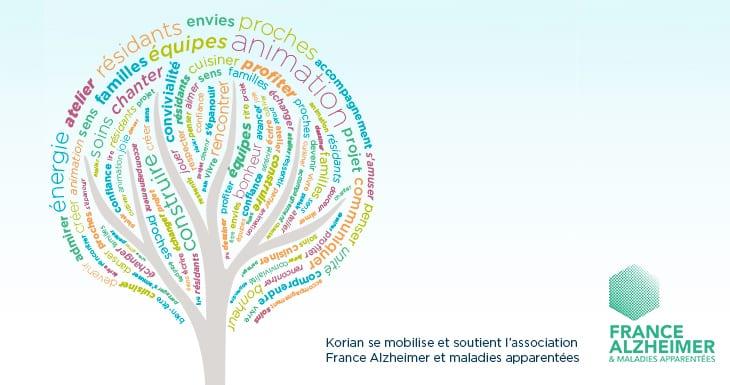 Korian, Journée Mondiale Alzheimer, France Alzheimer