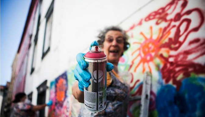 Graff - Seniors - Street Art
