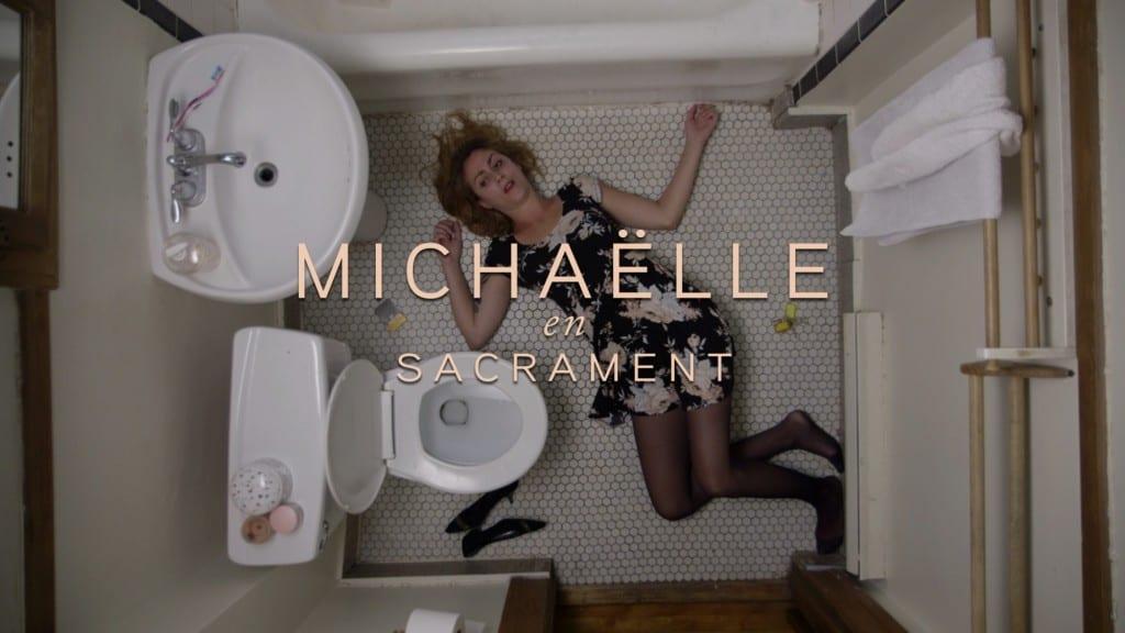 Michaelle en Sacrament