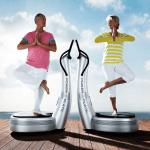 Exercice Physique : Power Plate, alliée des seniors pour garder la forme ?