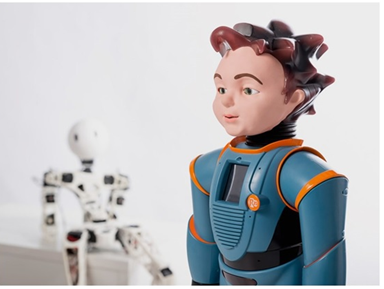 RobotCare - Robot téléprésence