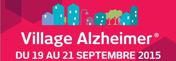 Journée Mondiale Alzheimer, village Alzheimer