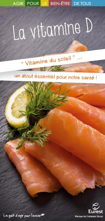Vitamine D - Campagne Eurest Medirest