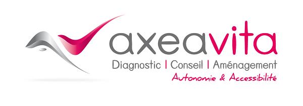 AxeaVita Logo - Accessibilité