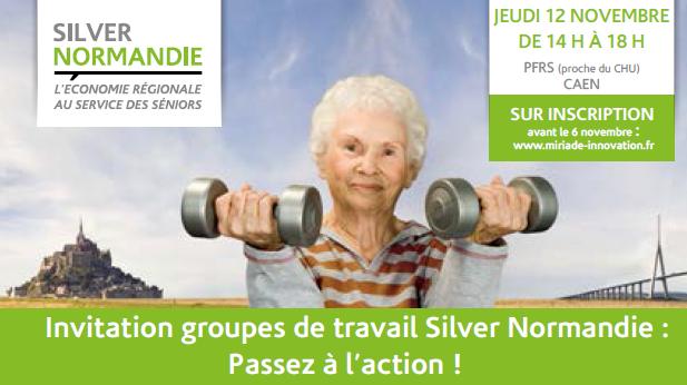 Silver Normandie - Silver économie