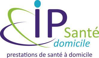 IP santé domicile logo