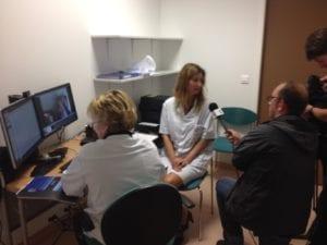 Interview lancement telemedecine en ehpad