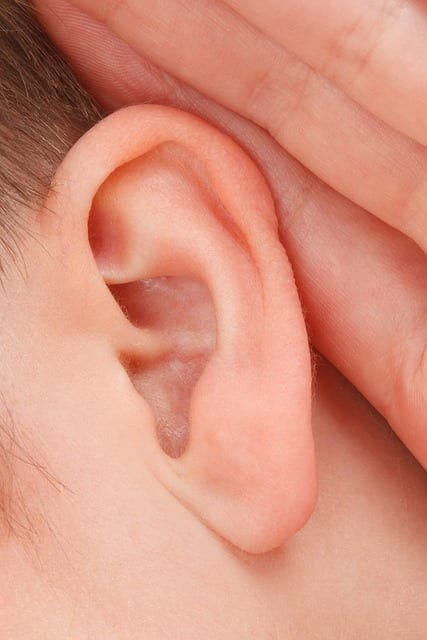 audition- mal-audition - oreille