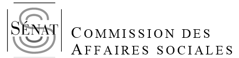 commission des affaires sociales senat